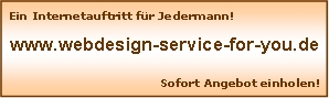 www.webdesign-service-for-you.de